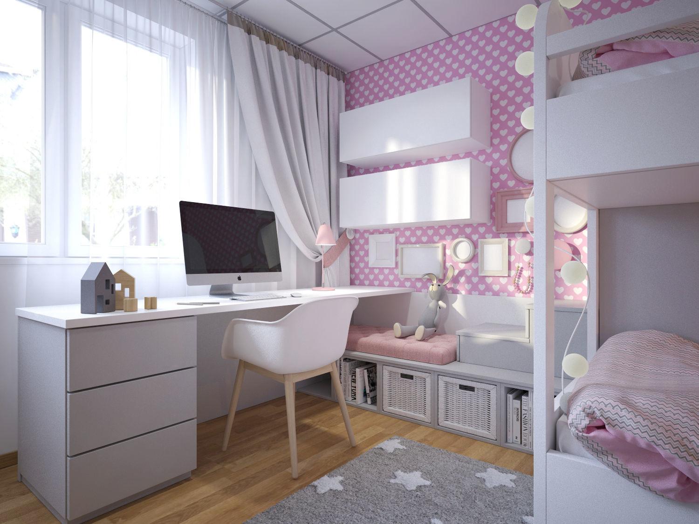 3ff4c14d5454b Realizácie a návrhy detských izeb | LUAL STUDIO