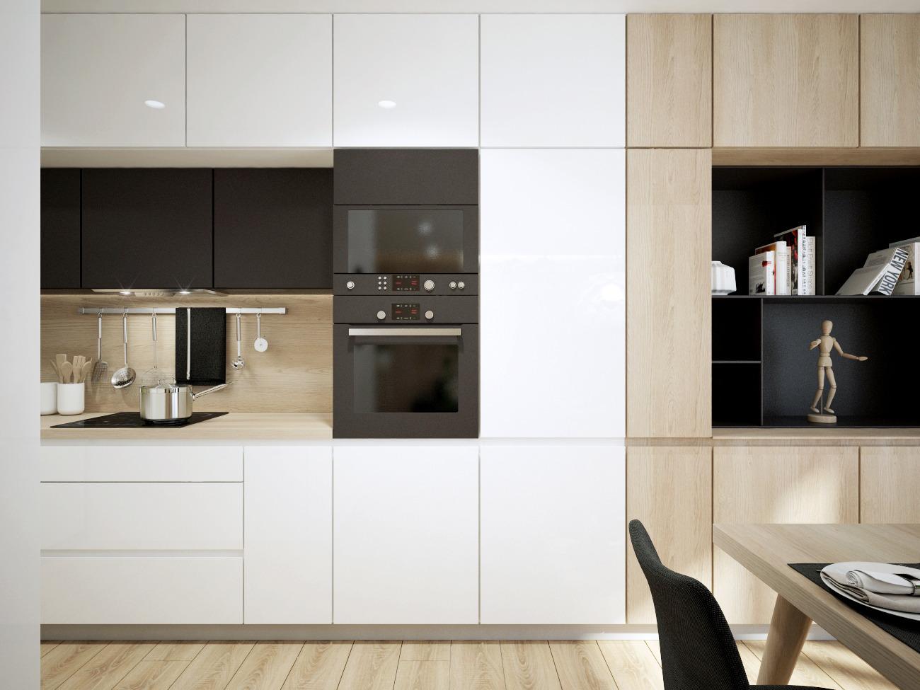 85d64b0b56a07 Návrhy kuchyne - Návrhy interiéru luxusnej kuchyne | Lual Studio