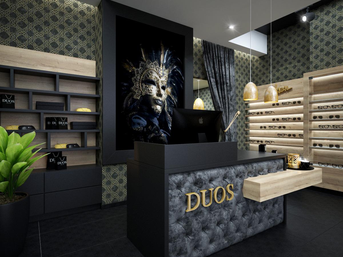 14eb3be7c0 Realizovaný luxusný interiér predajne Bratislava